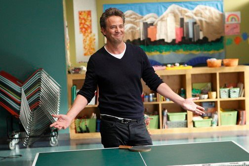 Matthew Perry interpreta Ryan King